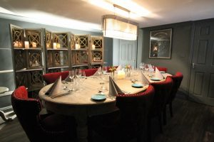 private dining, private parties
