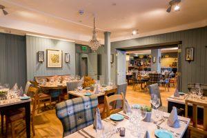 Restaurant in Bampton Devon