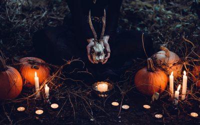All Hallows Eve or Halloween