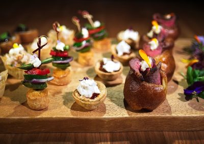 Selection of sharing nibbles