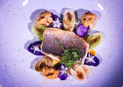 Locally sourced fish main