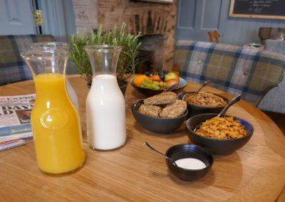 ginger peanut - breakfast 2
